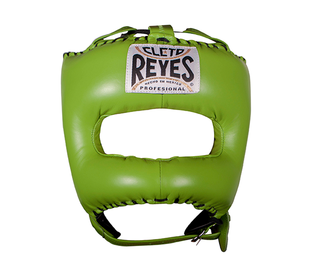 Green Cleto Reyes Rounded Headguard
